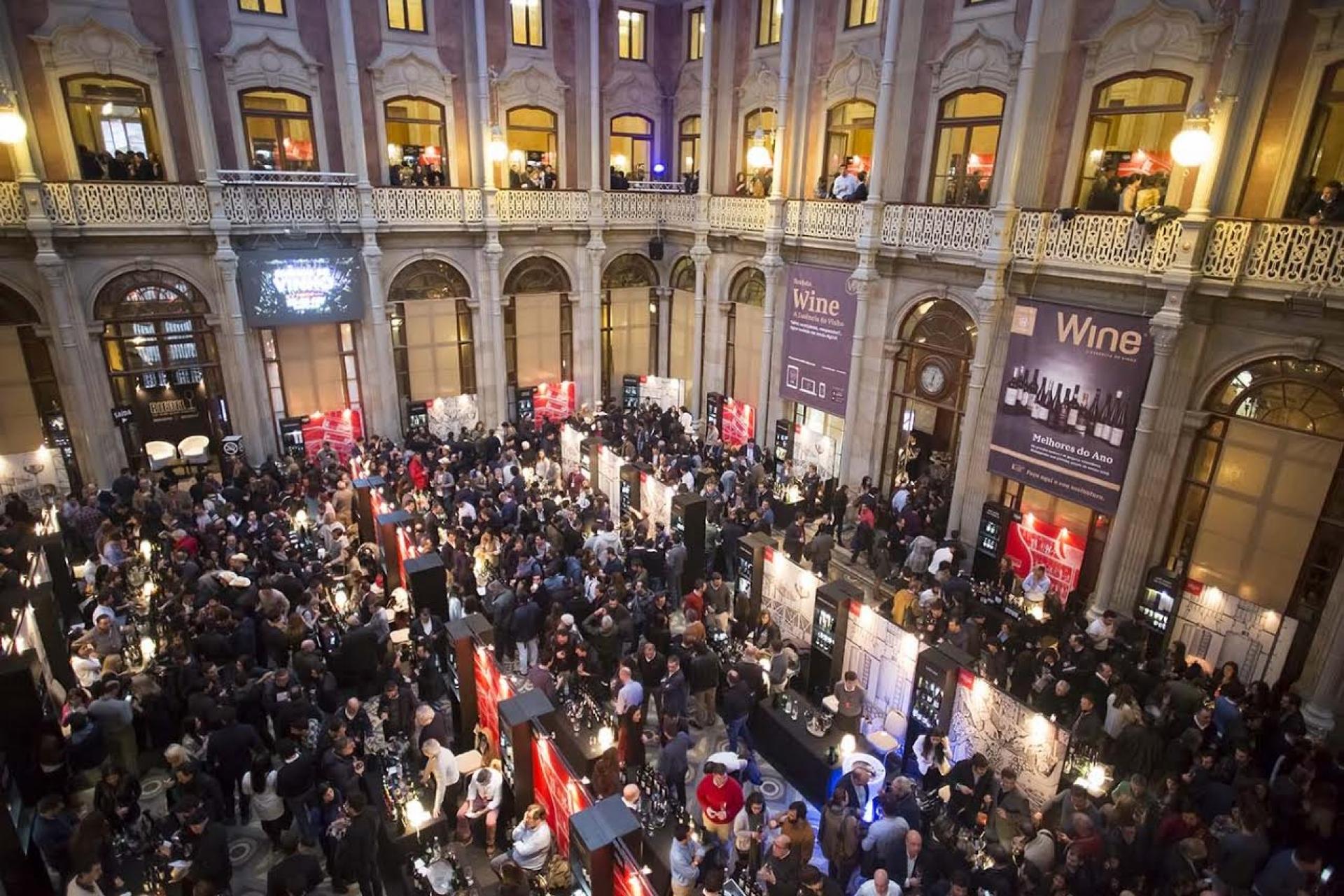 PortoCool_Blog_Mais de 3 mil vinhos para provar no Palácio da Bolsa
