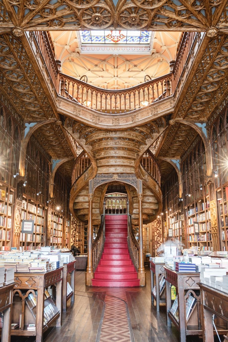 PortoCool_Blog_A Livraria Lello faz 113 anos... e estão todos convidados!